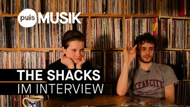 The Shacks Interview | Bild: BR