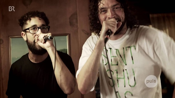 Liquid & Maniac feat. Roger Rekless & DJ Al - Bavarian Squad (PULS Live Session) | Bild: PULS Reportage (via YouTube)