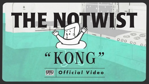 The Notwist - Kong [OFFICIAL VIDEO] | Bild: Sub Pop (via YouTube)