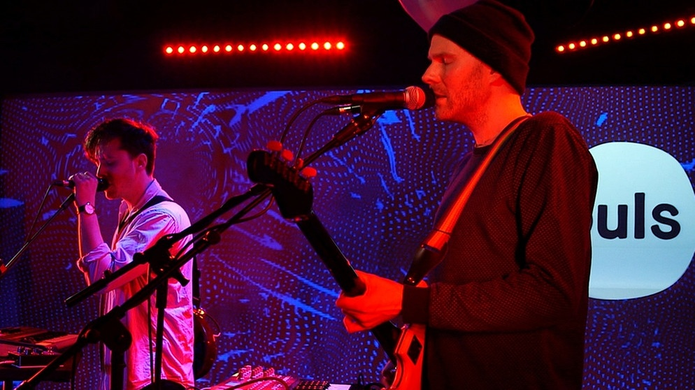 Aloa Input - Oh Brother (PULS Live Session) | Bild: BR