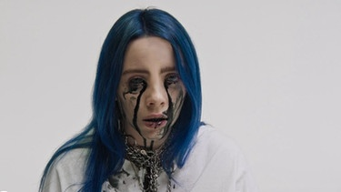 "Screenshot aus Billie Eilish - ""When The Party's Over"" 