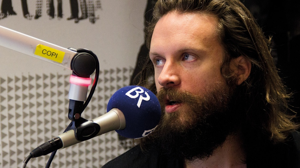 Father John Misty im PULS-Studio | Bild: BR
