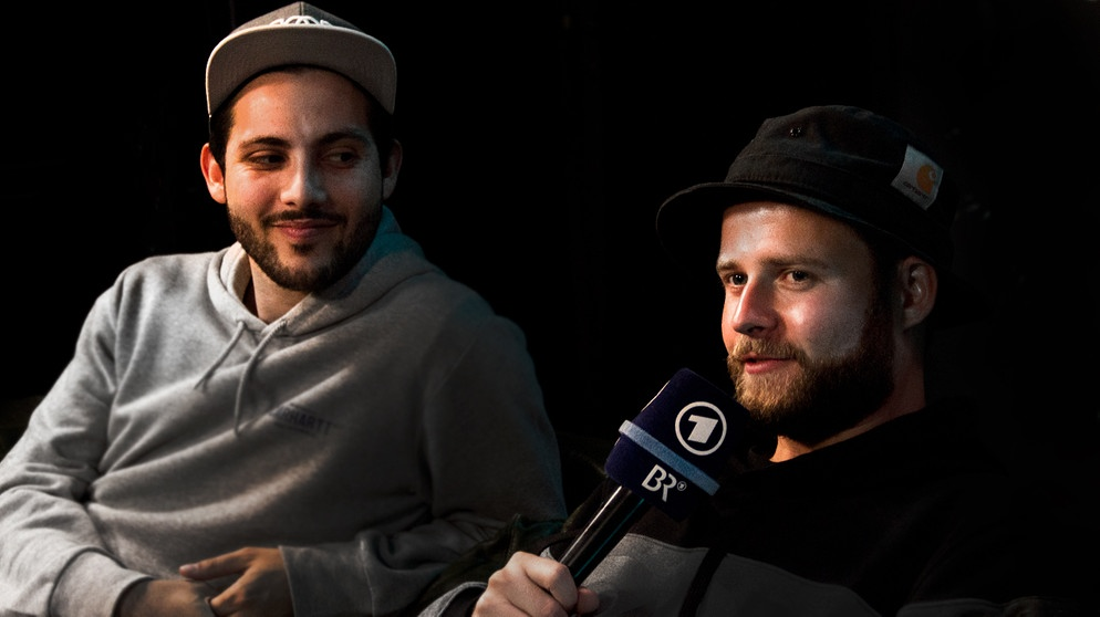 LUX & Cap Kendricks Interview | Bild: BR