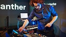 Occupanther bei der Puls Live Session | Bild: BR