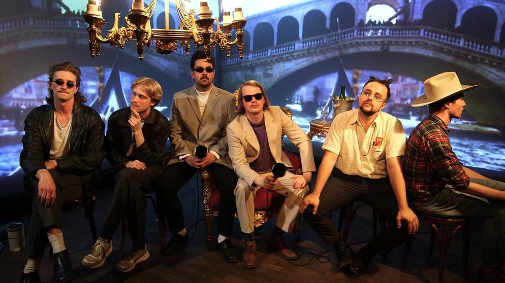 Band Der Woche Roberto Bianco Die Abbrunzati Boys Schlager Fur Immer Band Der Woche Musik Puls