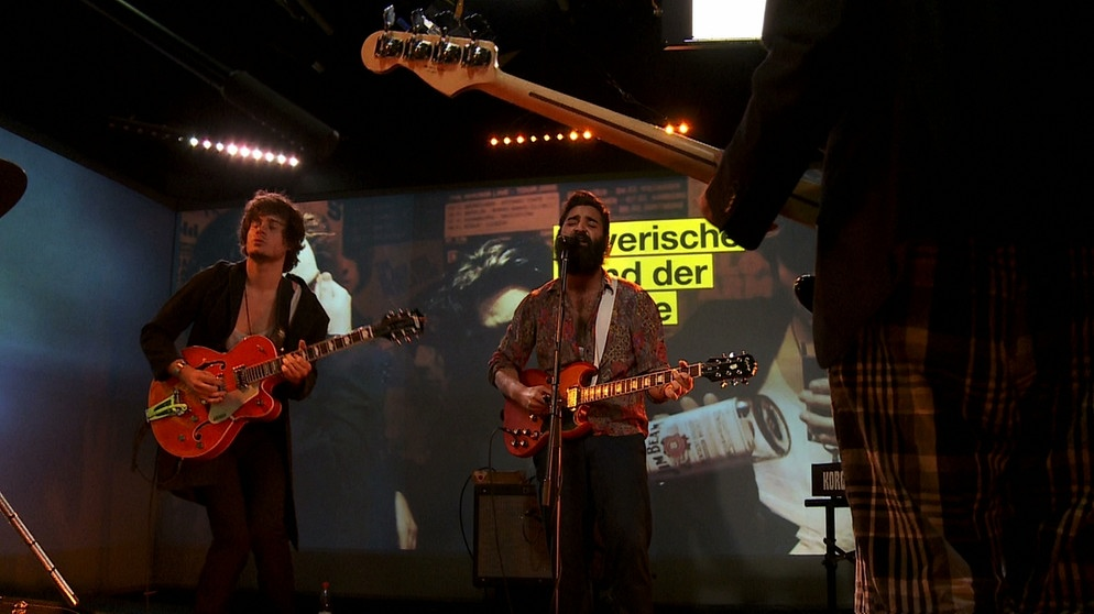 Do you need my love (live @on3-Studio) | Bild: BR