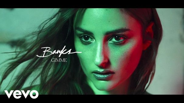 BANKS - Gimme (Official Audio) | Bild: banksVEVO (via YouTube)