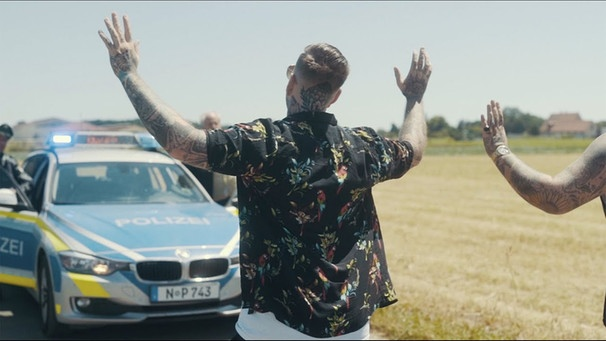 Hartz Angels - 3er BMW (prod. Jellybeatz) - Official Video - Kein Bock Originals | Bild: Kein Bock Originals (via YouTube)