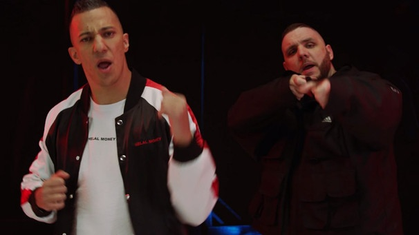 Fler und Farid Bang | Bild: Screenshot YouTube