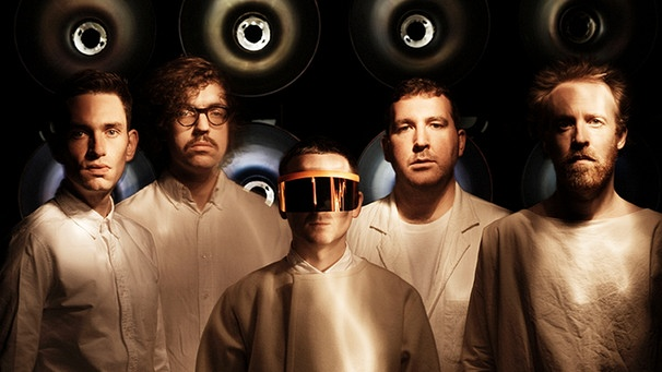 Hot Chip | Bild: Steve Gullick