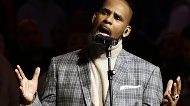 R. Kelly | Bild: picture-alliance/dpa