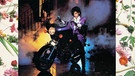 "Cover des Prince Albums ""Purple Rain"" 