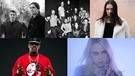 Otzeki, Billie Eilish, Broken Social Scene, Lea Santee, Mike WILL Made-It feat. Future | Bild: Otzeki, Billie Eilish, Broken Social Scene, Lea Santee, Mike WILL Made-It feat. Future