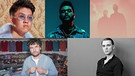 The Weeknd & Kendrick Lamar, Drangsal, Rich Brian, Das Paradies, Digitalism | Bild: David Brandon Greeting, Universal Music, Digitalism, Marco Sensche, Thomas Hauser