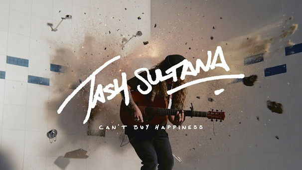 Tash Sultana - Can't Buy Happiness (Official Video Clip) 4K | Bild: Tash Sultana (via YouTube)
