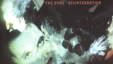 "Cover des Albums ""Disintegration"" von The Cure 