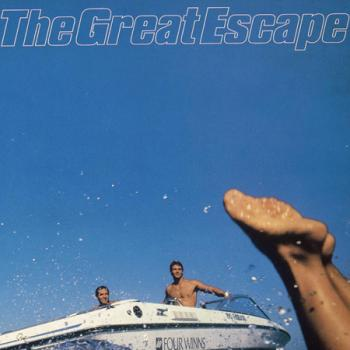 "Albumcover ""The Great Escape"" von Blur 