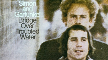 "Cover des Albums ""Bridge Over Troubled Water"" von Simon & Garfunkel 