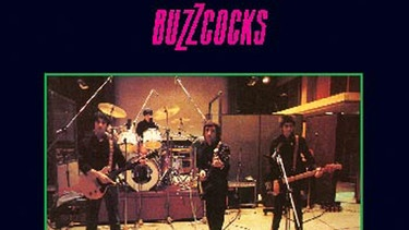 "Cover des Buzzcocks-Albums ""Going Steady"" 