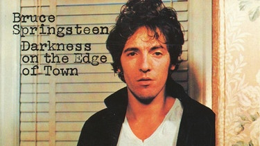 "Cover des Albums ""Darkness On The Edge Of Town"" von Bruce Springsteen 