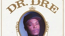 "Albumcover ""The Chronic"" von Dr. Dre 
