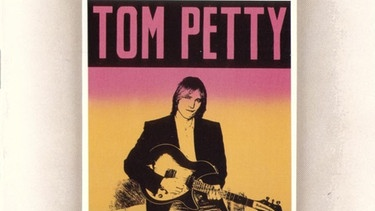 "Cover des Albums ""Full Moon Fever"" von Tom Petty 