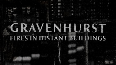 "Cover des Albums ""Fires in Distant Buildings"" von Gravenhurst 