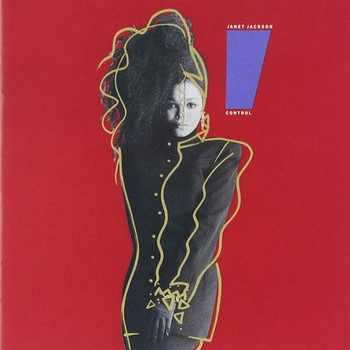 Janet Jackson Control Cover | Bild: A&M Records / Universal Music