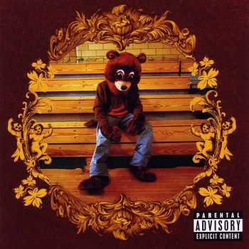 Kanye West - The College Dropout Albumcover | Bild: Def Jam