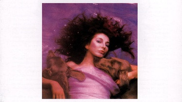 "Cover des Albums ""Hounds Of Love"" von Kate Bush 