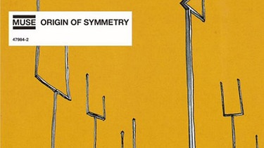 "Albumcover ""Origin Of Symmetry"" von Muse 
