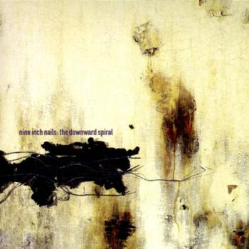 "Albumcover ""The Downward Spiral"" von Nine Inch Nails 