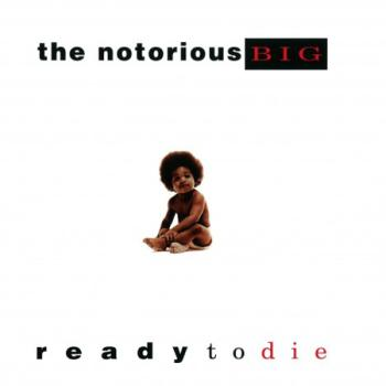 "Albumcover ""Ready to Die"" von Notorious Big 
