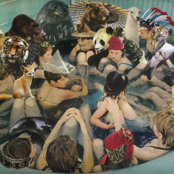 "Albumcover ""Person Pitch"" von Panda Bear 