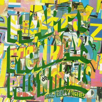 "Cover des Happy-Mondays-Albums ""Pills 'N' Thrills And Bellyaches"" 