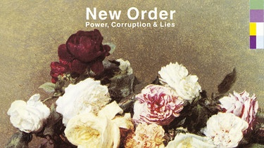"Cover des Albums ""Power, Corruption & Lies"" von New Order 