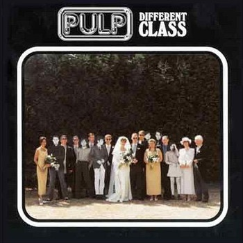 "Albumcover ""Different Class"" von Pulp 