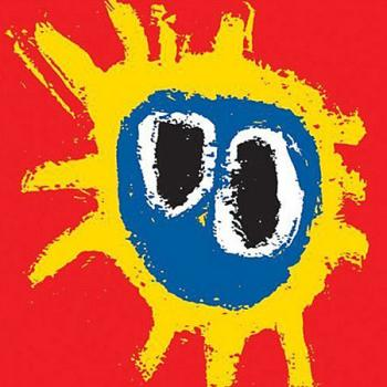 "Albumcover ""Screamadelica"" von Primal Scream 