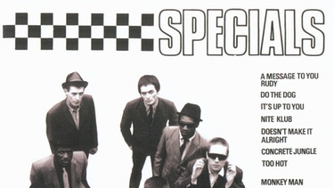 "Cover des Albums ""The Specials"" 