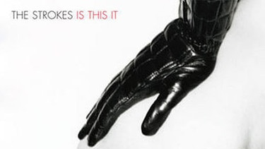"Albumcover ""Is This It"" von The Strokes 