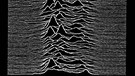 "Cover des Albums ""Unknown Pleasures"" von Joy Division 
