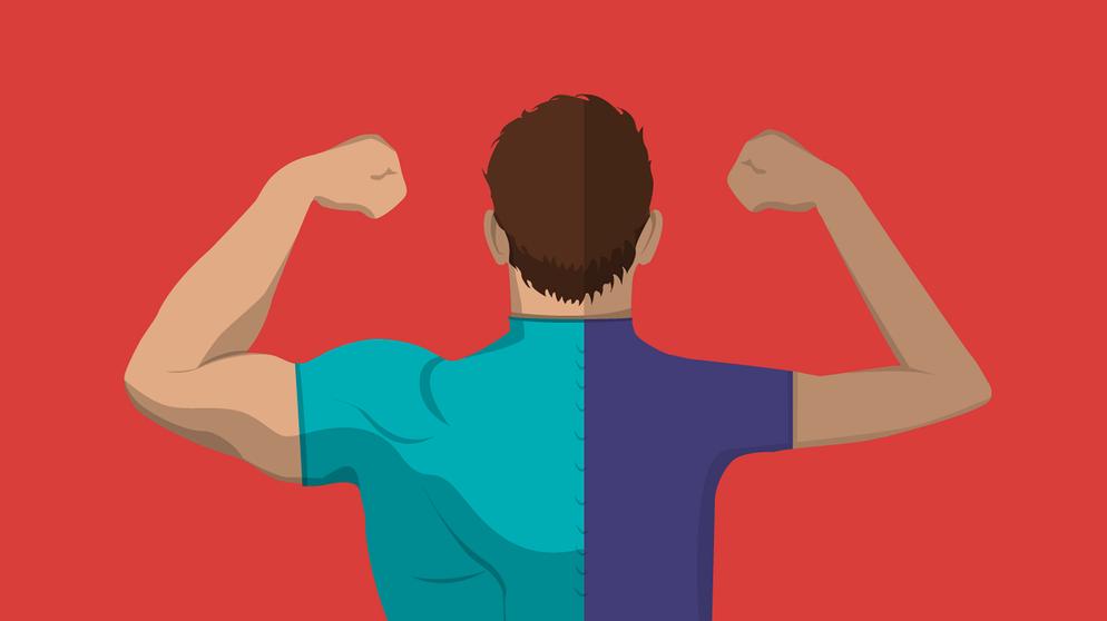 Interview zum Adonis-Komplex: Wenn Sporttreiben gefährlich wird | BR.de