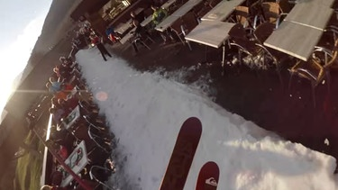 "Candide Thovex' ""One of those days 2"" 
