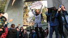 Proteste im Iran | Bild: picture-alliance/dpa