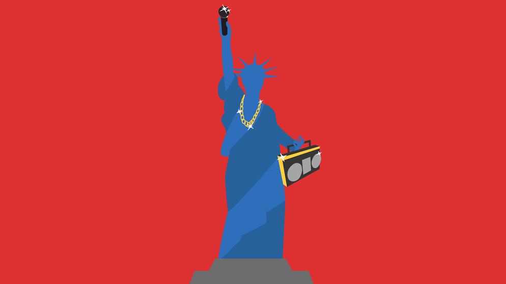 Puls Spezial City Of Survival Wie Sich New Yorker Hiphop Aus Der