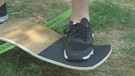 Das Slackdeck im PULS Playground Equipment-Check | Bild: BR