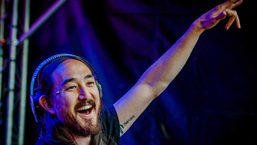 Steve Aoki | Bild: picture-alliance/dpa
