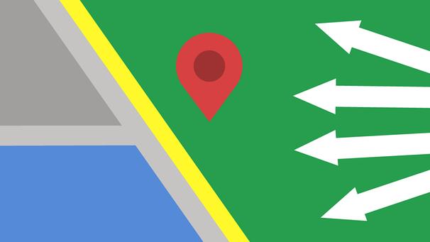 Navigationsdienste Vier Alternativen Zu Google Maps Netz