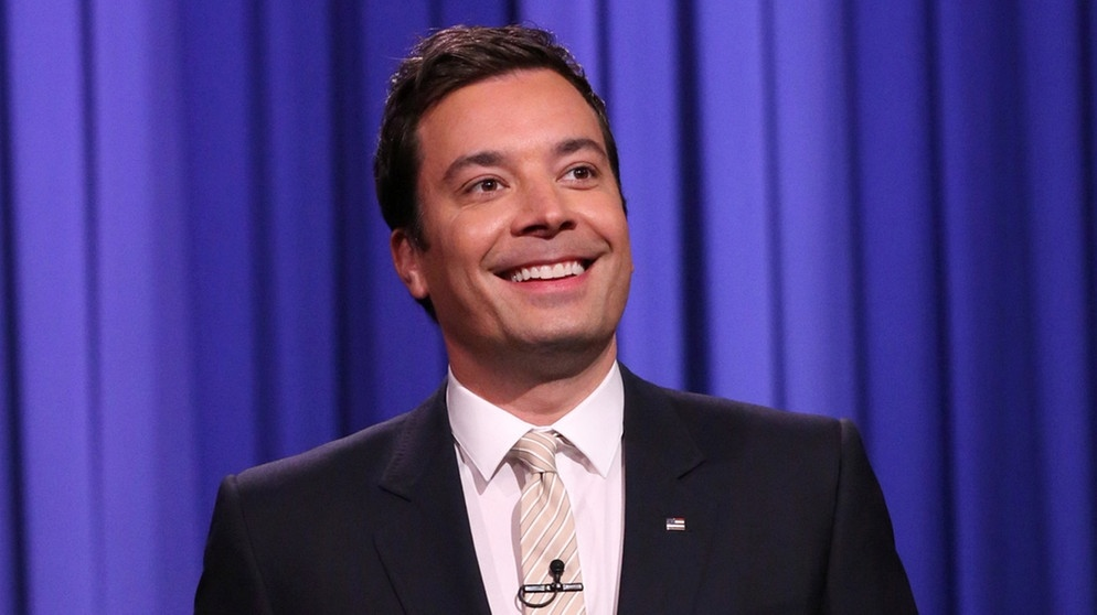 Jimmy Fallon in der Tonight Show | Bild: NBC