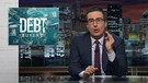 John Oliver Schulden | Bild: Screenshot: Last Week Tonight